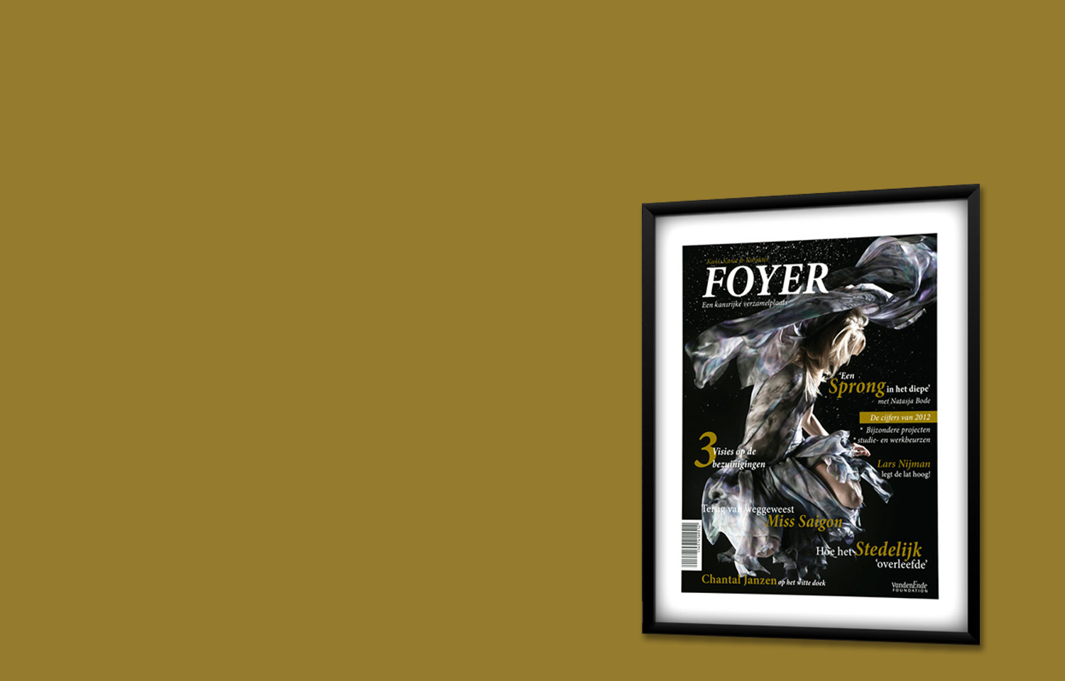 Foyer Magazine